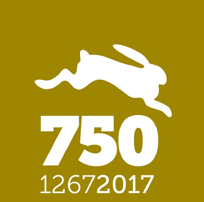 750 jaar!